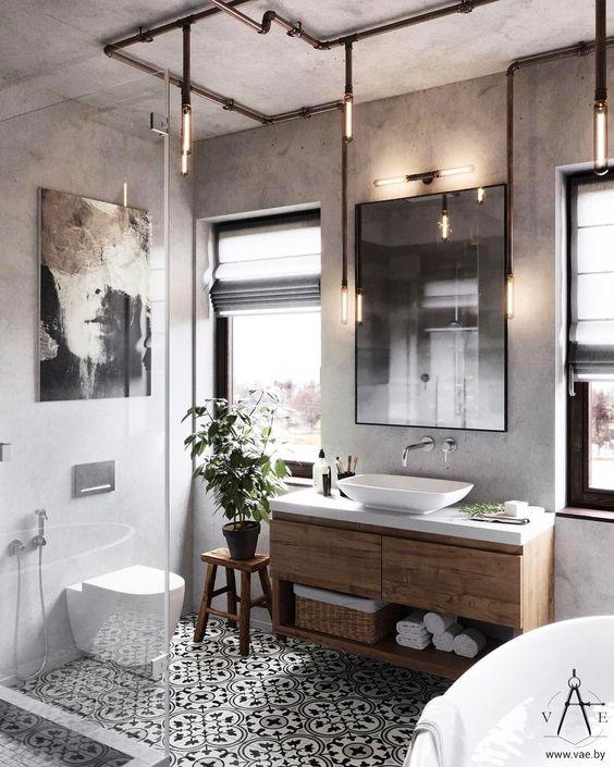 Rasvjeta u kupaonici (1)