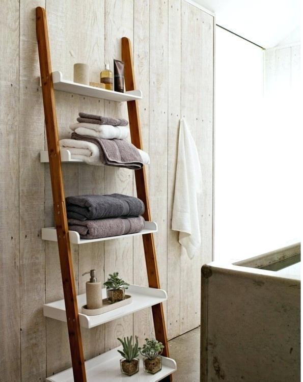 white-ladder-shelf-slanted-bookshelf-interior-designing-or-design-home-decor-awesome-bookcases-wood-wall-shelving-shel